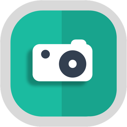 Icon Mobile Application, Tracking App, Camera