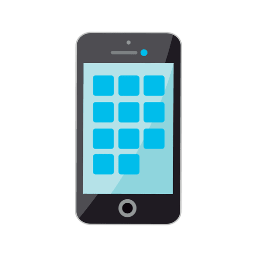 Iphone Flat Icon