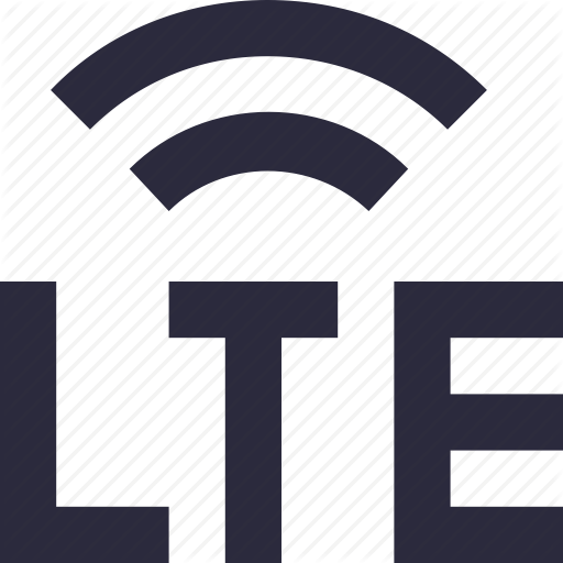 Lte, Mobile Data, Mobile Network, Network, Signals Icon