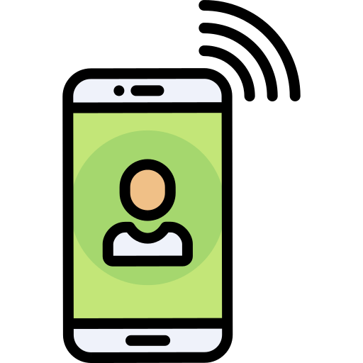 Ringing Telephone Png Icon