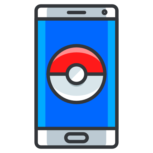 Mobile, Phone, Pokemon Go, Game Icon Free Of Go Icons