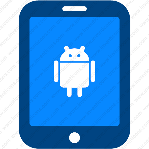 Download Gadget,tablet,android,device,mobile Icon Inventicons