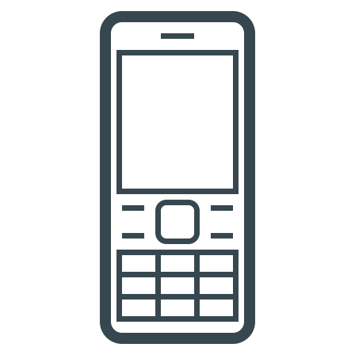 Call, Device, Mobile Icon