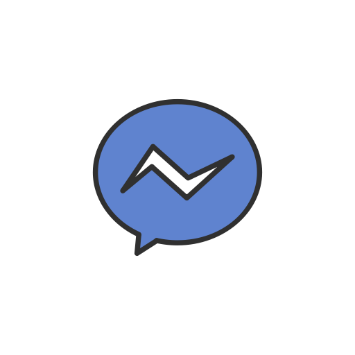 Messenger, Facebook, Message, Chat Icon