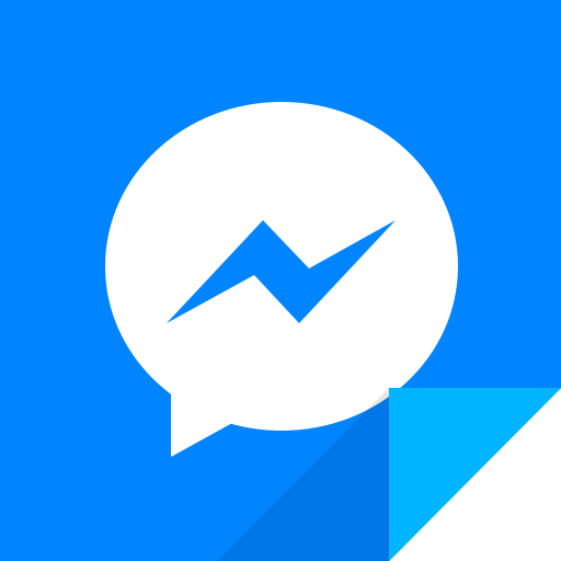 Mobile Apps Messenger Icon
