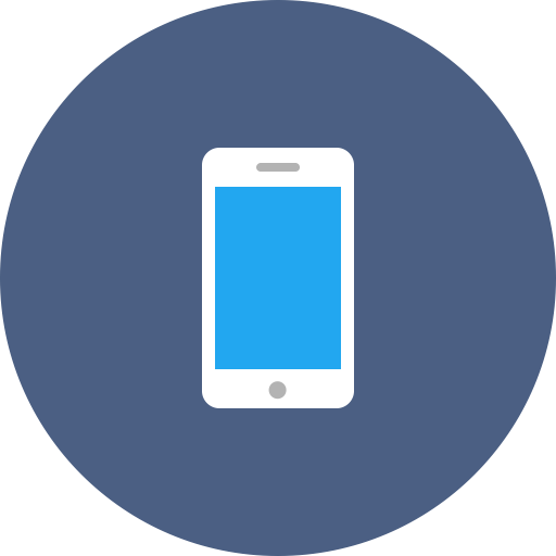 Call, Cell, Iphone, Mobile, Phone, Smartphone Icon