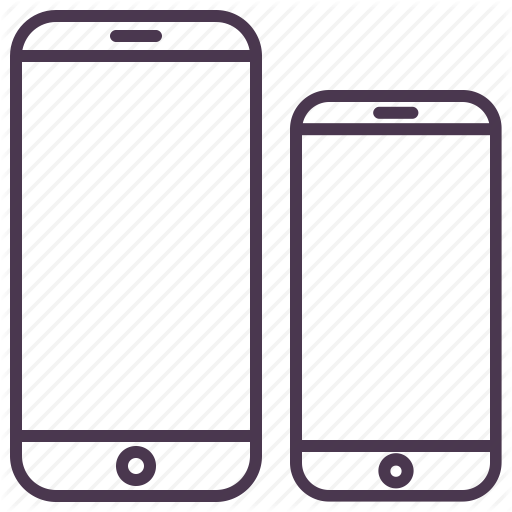 Phone Outline Icon