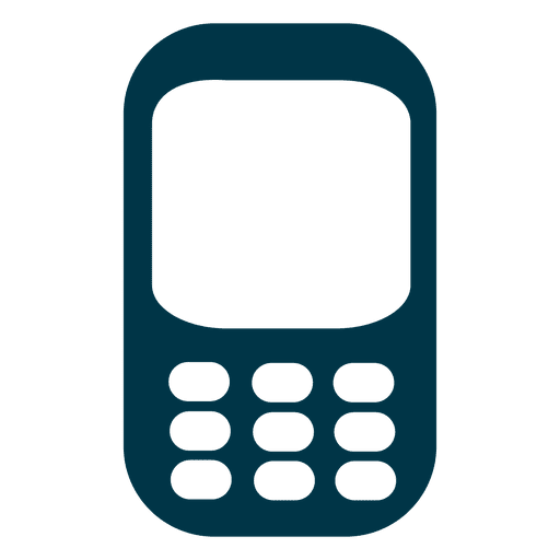 Cellphone Flat Icon