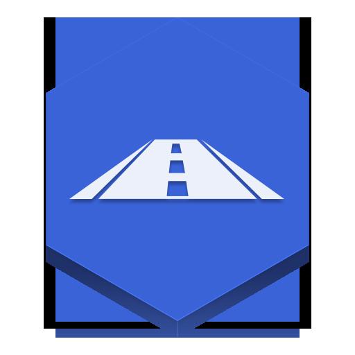 Navigation Icon Hex Iconset