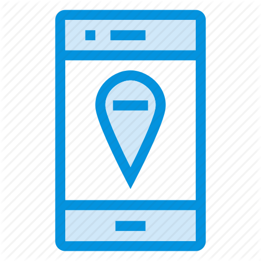 Device, Gps, Location, Map, Mobile, Navigation, Pointer Icon