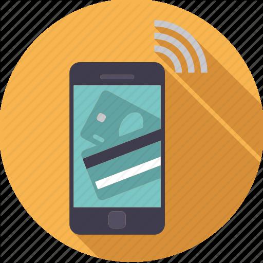 Finance, Finantix, Mobile, Money, Payment, Phone, Transaction Icon