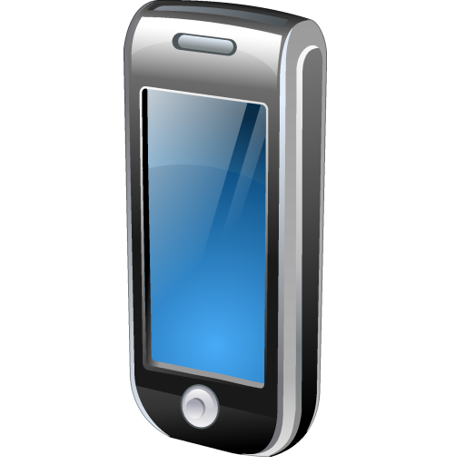Mobile Phone Icon Png