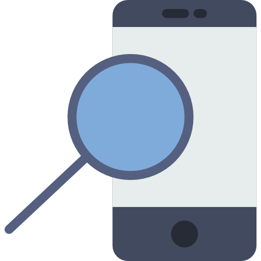 Technology Search Icon