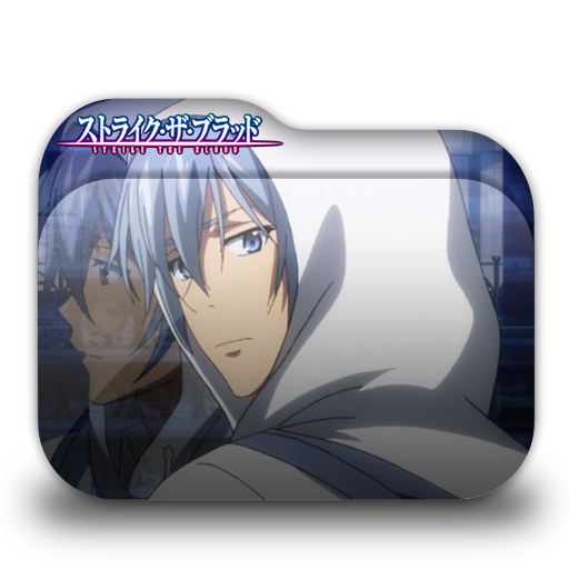 Strike The Blood Icon