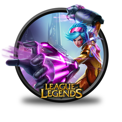 Vi Neon Strike Icon League Of Legends Iconset