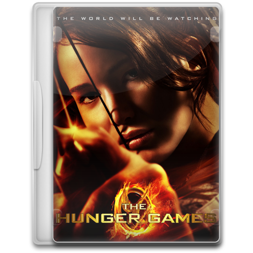 The Hunger Games Icon Movie Mega Pack Iconset
