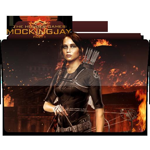 The Hunger Games Mockingjay Icon