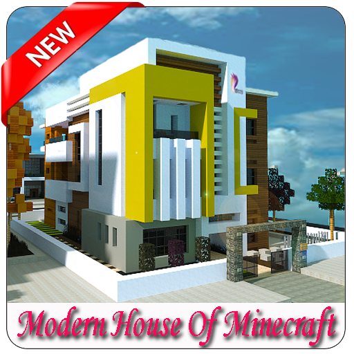 Modern House Of Minecraft Apk