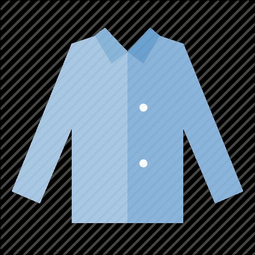 Cloth, Clothes, Male Shirt, Man Shirt, Shirt Icon