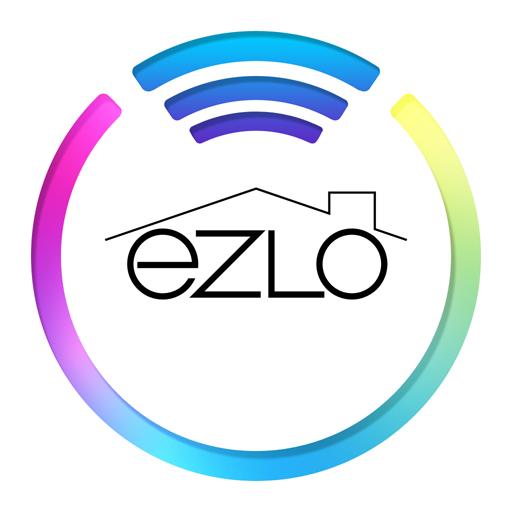 Colorful, Modern, Communication Icon Design For Ezlo Inc