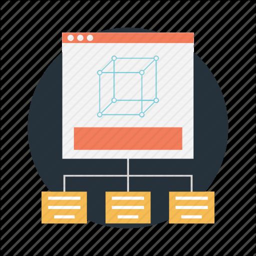 Modular Template, Web Sitemap, Website Layout, Website Template