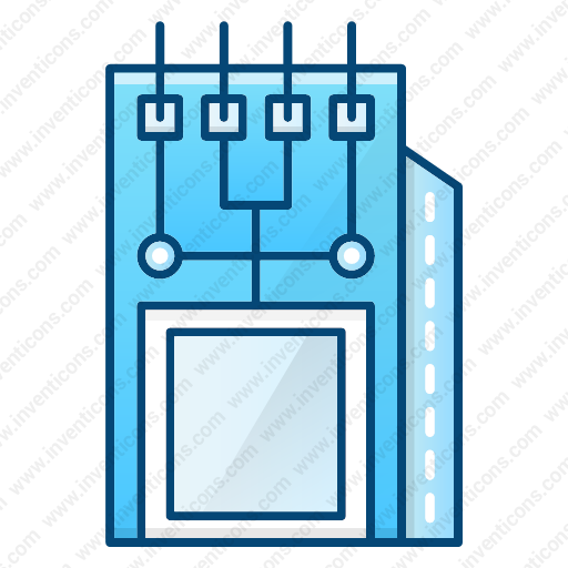 Download Module,electronics,technology,circuit,microprocessor Icon