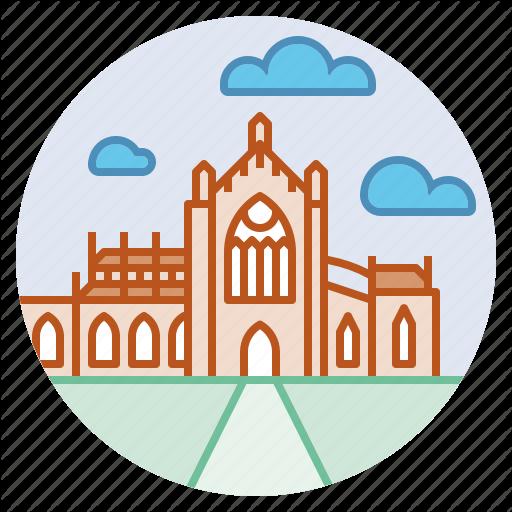 Abbey, Cistercian, Melrose, Monastery, Scotland, St Mary Icon