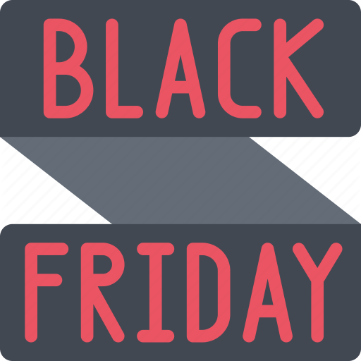 Banner, Black Friday, Calendar, Cyber Monday, Sales Icon