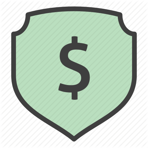 Money, Money Back, Money Protection, Shield Icon