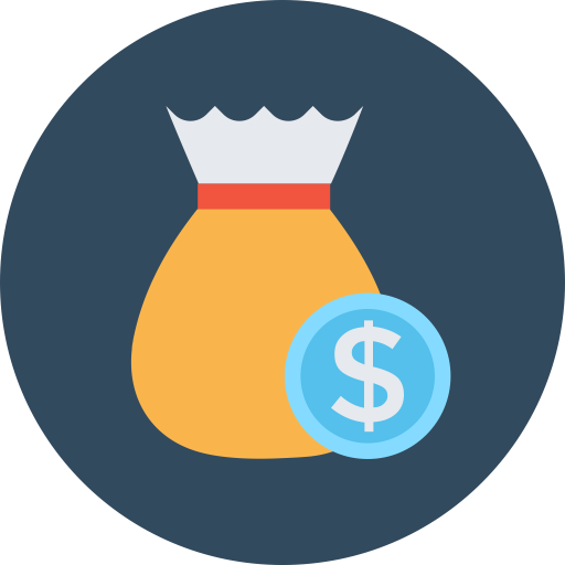 Money Bag, Money Bag, Money Sack Icon Png And Vector For Free