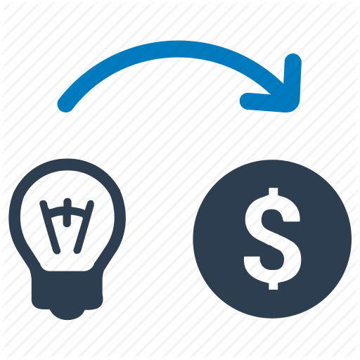 Business Idea, Creative Money, Idea, Make Money, Making Money Icon
