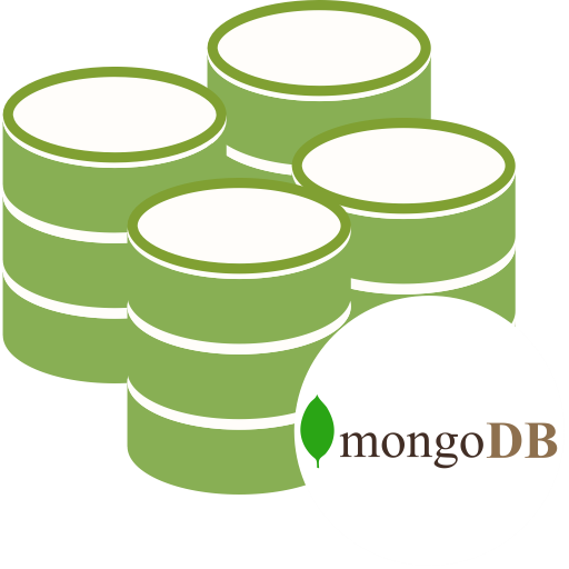 Node Dbcluster Mongo Icon With Png And Vector Format For Free