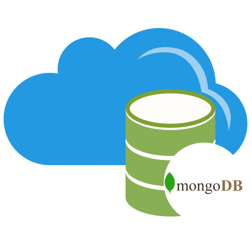 Node Host Mongodb Icon Png And Vector For Free Download