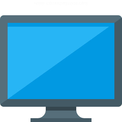 Iconexperience G Collection Monitor Icon
