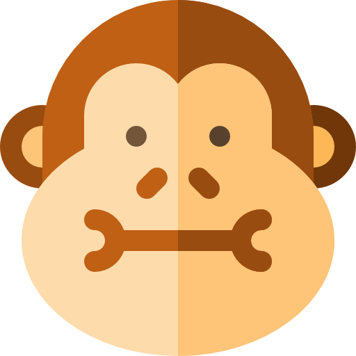 Monkey Icon Thailand Freepik