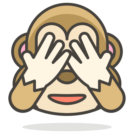 See, No, Evil, Monkey Icon Free Of Free Vector Emoji