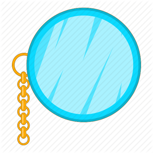 Cartoon, Chain, Design, Element, Monocle, Old, People Icon