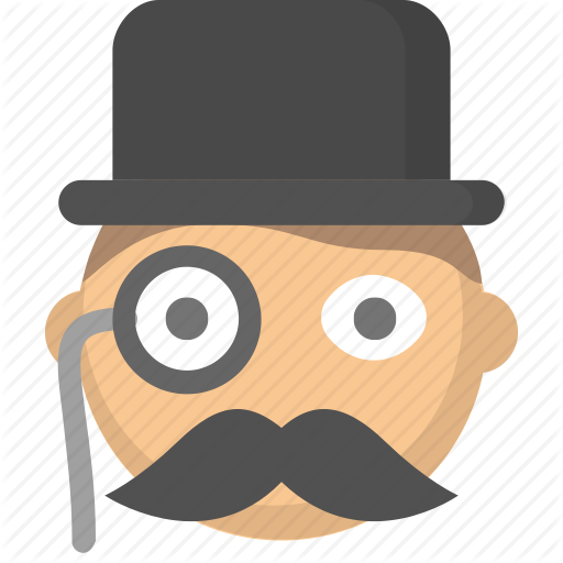 Classic, Hat, Monocle, Monopoly, Proper, Tophat, Wise Icon