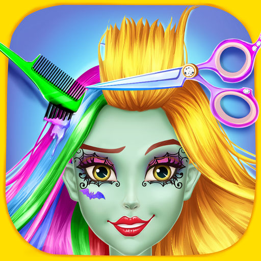 Monster High Beauty Spa Salon