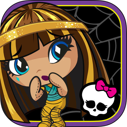 Monster High Stickers Fall Fun