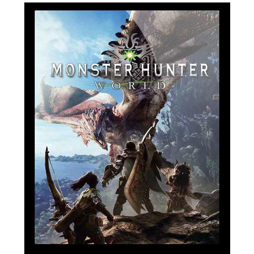 Icon Monster Hunter World