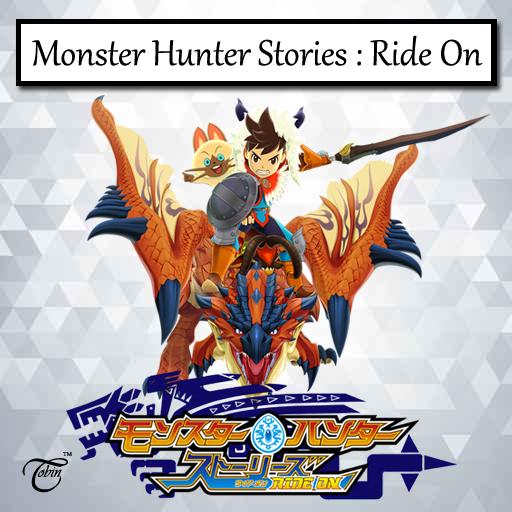 Monster Hunter Stories Ride