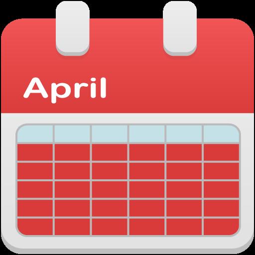 Calendar Selection Month Icon Flatastic Iconset Custom Icon