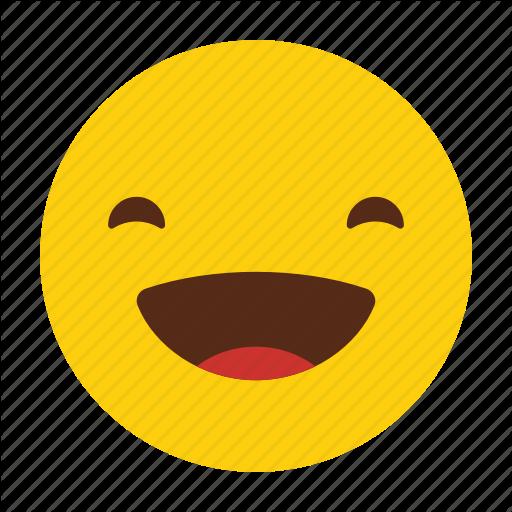 Emoji, Emoticon, Emoticons, Expression, Laugh, Mood Icon