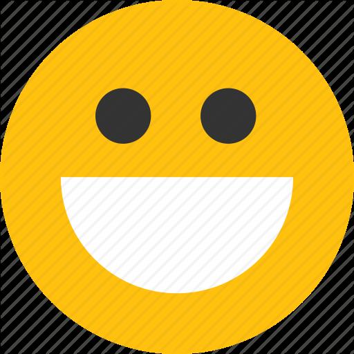 Emoji, Happy, Mood, Smile, Smile Emoji Icon