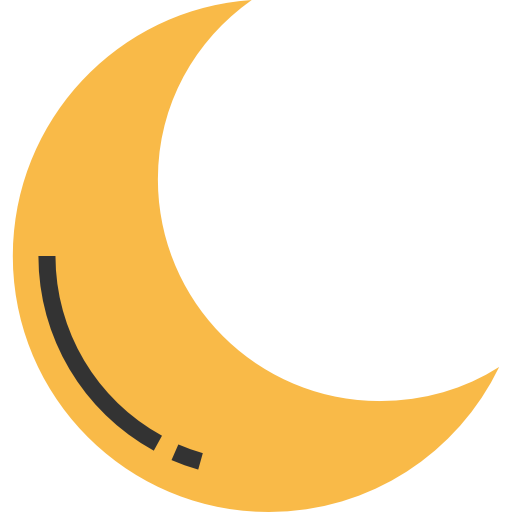 Half Moon, Weather, Astronomy, Nature, Crescent Moon, Moon Phases