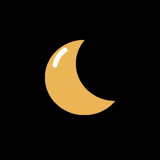 Moon Icon Lovely Weather Iconset Custom Icon Design