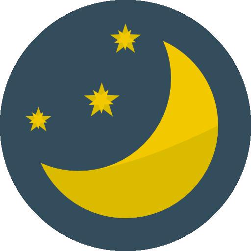 Moon Nature Icon