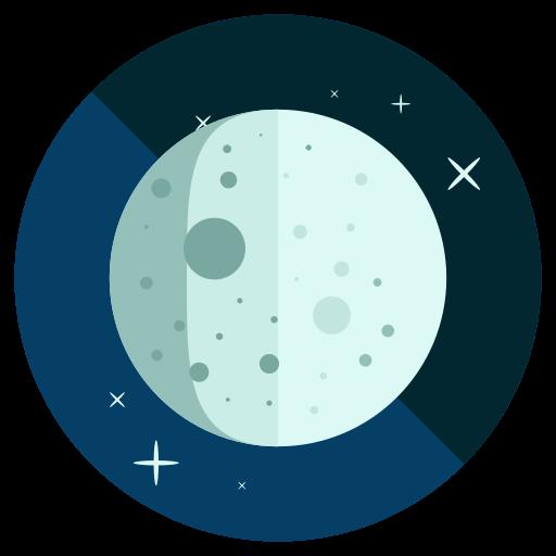 Moon Icon Free Of Free Flat Icons