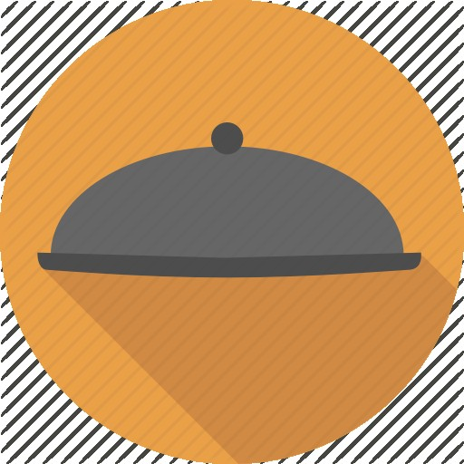 A La Card Cooking Dinner Dish Lunch Meal Menu Icon